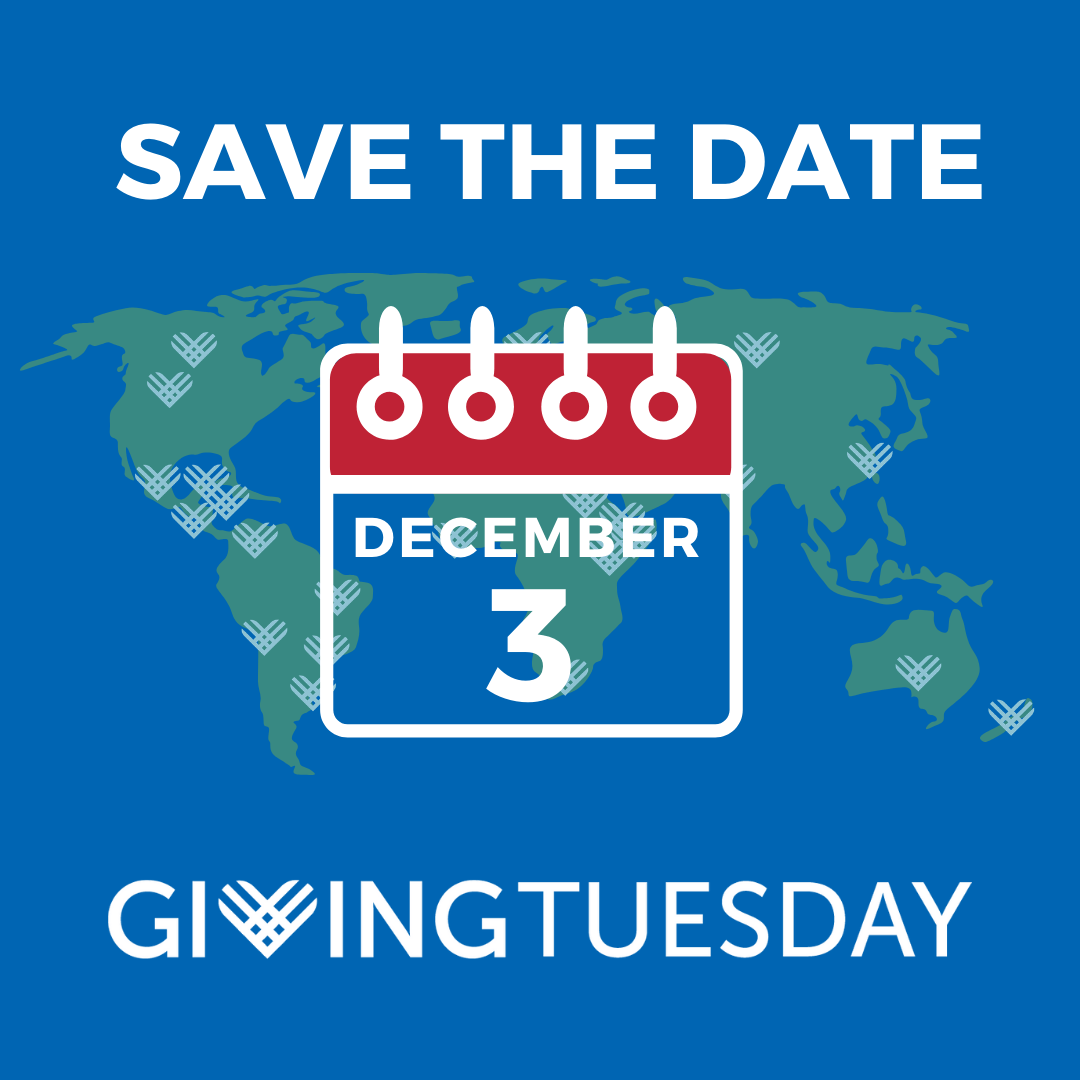 It's a giving Tuesday state of mind