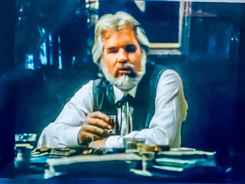 Legendary singer Kenny Rogers