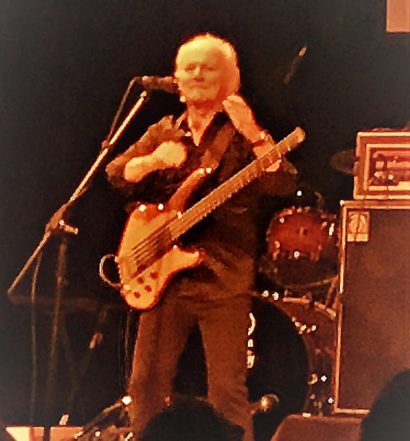Legendary bassist Jim Rodford dead