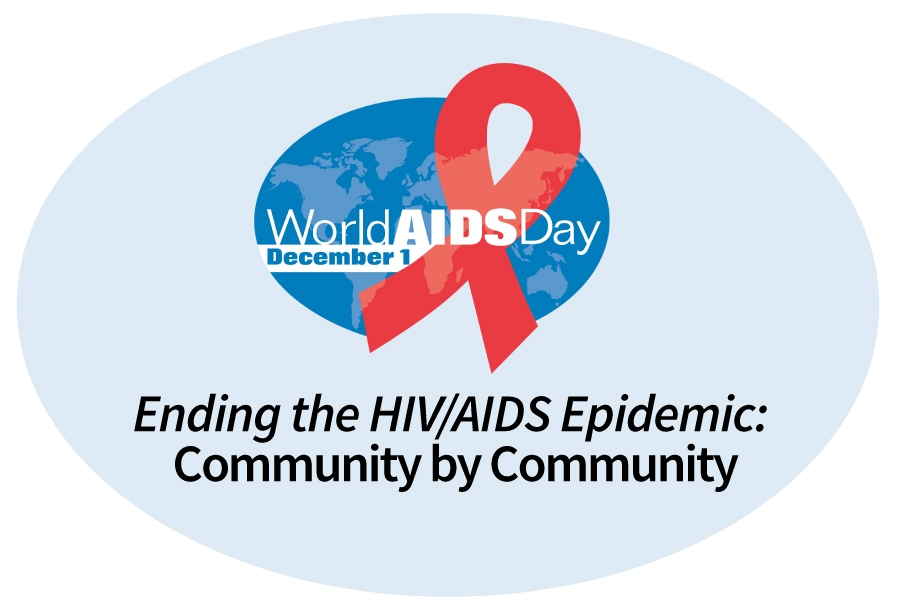 December sparks on aids & human rights