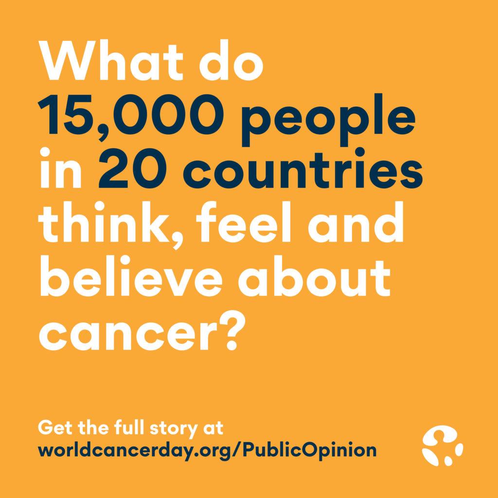 twenty world cancer day sparks