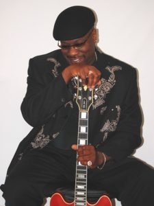 Bill Morganfield Sings Blues Away