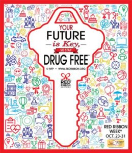 one nation of drug-free youth