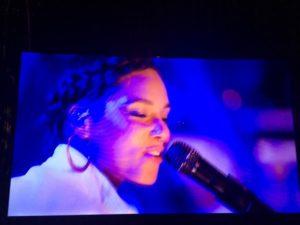 Grammy Award-Winning Singer Alicia Keyes