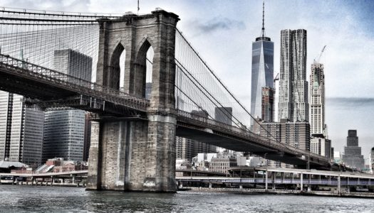 Historic Brooklyn Bridge Turns 134: Five Fast Facts