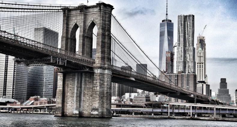 Historic Brooklyn Bridge