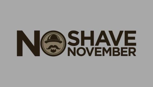 It's No-Shave November: Support Cancer Awareness