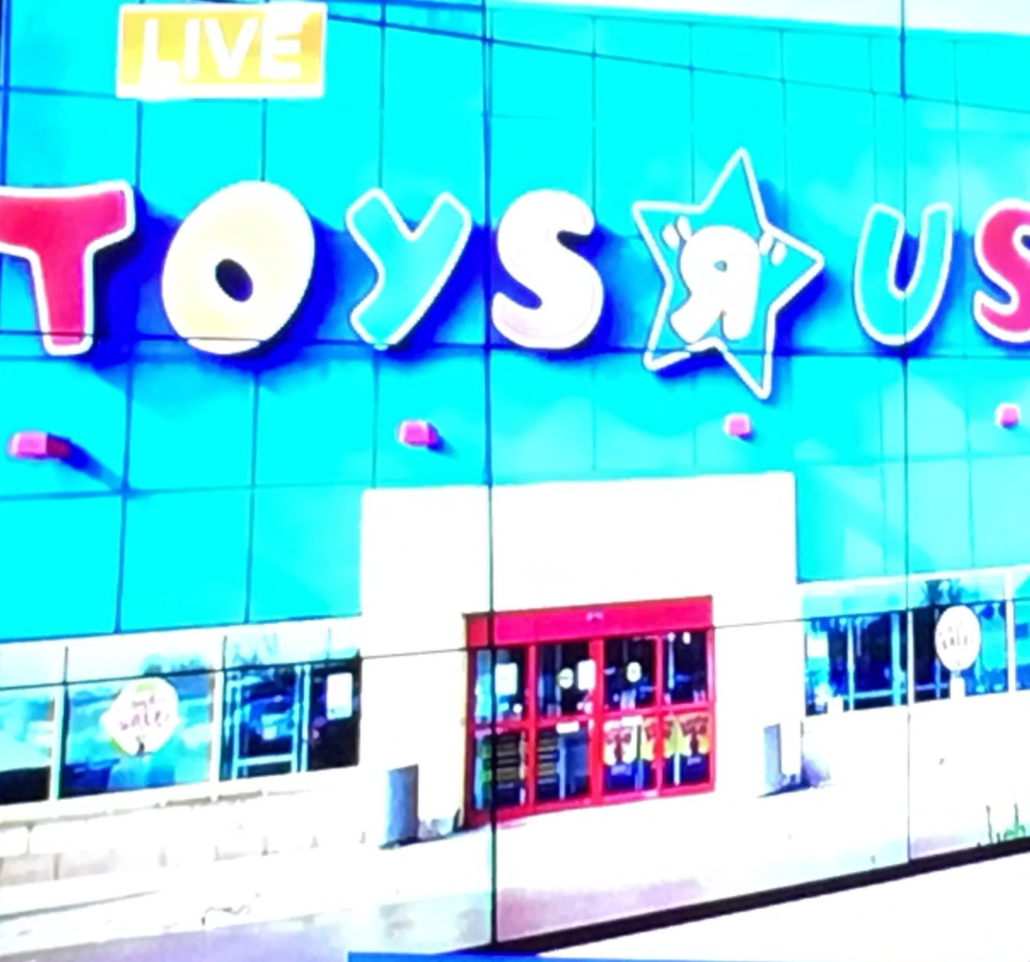 adieu Toys 'R Us: iconic 80s store closing