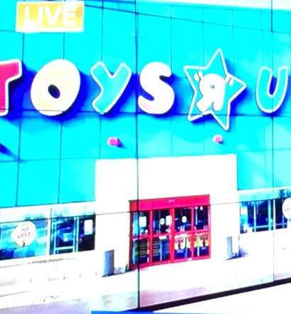 Nostalgic power & Toys R Us' Return