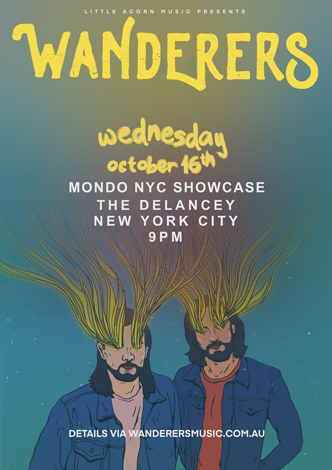 Let there be music, sweet emerging music says Mondo NYC