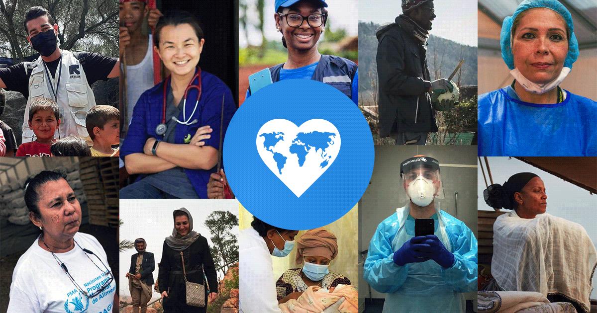 World Humanitarian Day 2020